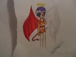 Angel Devil Thingy ORIGINAL by jojo263