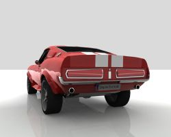 GT500 For tncyctn by danyal-tr