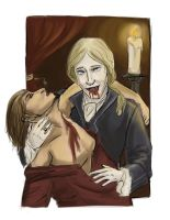 Vampire Lestat for Potterslily by idajorsing