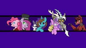 New YouTube Banner by bandit1030