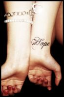 Hope Tattoo by shat-tered