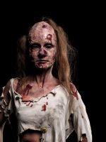 Burned Victim Zombie by Andr345R
