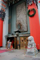 Mann's Chinese Theatre by deviantWEAR
