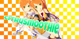 Citrusmoothie Header Contest Entry by Crystallyna