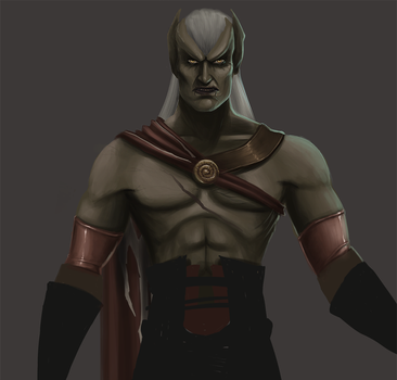 Kain (preview) by Sovereign000