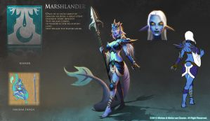Marshlander by Deniya