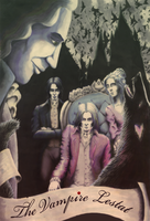 The Vampire Lestat by closerInternal