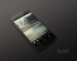 Glass Theme by marcco23