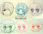 Colored Chibi by Lovely--Lust