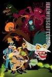 The Real Ghostbusters - Ghouls by jeremyrscott