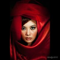 I Think Red by hilmanfajar