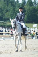Grey Pony - Eventing Stock 1.7 by MagicLecktra