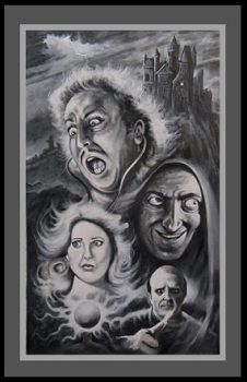 Young Frankenstein by Gary-Mark-Lee