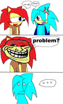 Contest entry:Trollface echo lol XD by SonicFCclub123