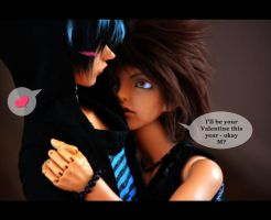 Gabriels: You're my Valentine by level-13