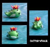 CACTUS-WHALE by TokyoDragmire