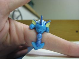 Vaporeon Ring by StrawberryNezumi