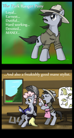 The Great Park Ranger Pony! by Blayaden