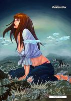 View From the Very Top by giantess-fan-comics
