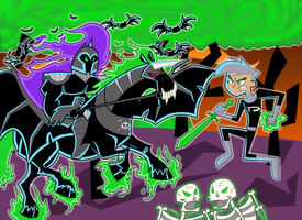 DP: Fright Knight Fight by ShutUpSprinkles