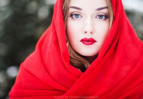 red by DenisGoncharov