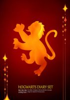 Gryffindor Poster by ProfBell