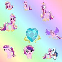 Free Cadance Wallpaper by MiAmoreCadence