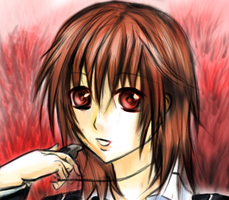 vampire knight yuki by flexi-joe