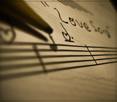 Love Song by mikezors87