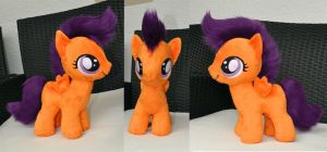 Scootaloo Plushie by Sethaa