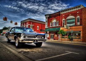 GTO HDR by eviolinist