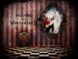 Welcome to Wonderland by nyaomeimei