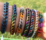 Plenty of the stretch by chainmaille