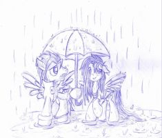 Umbrella by Piterq12