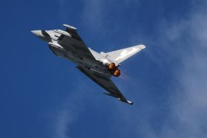 Farnborough Typhoon 2 by WS-Clave