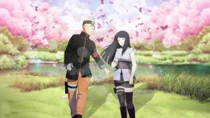 Naruhina *_* by blueazulacero
