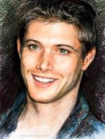 Jensen Ackles by j-witless