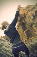 Vintage Bouldering by mightystag