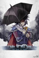 Brave Frontier / Deemo - I hate to tell you by Vayreceane