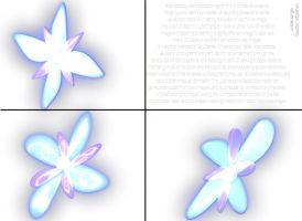 3d flowers by coldenergie