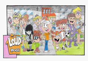 Welcome To The Loud House by FelixToonimeFanX360