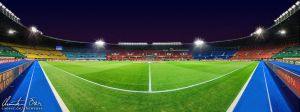 Ernst Happel Stadium 2 by Nightline