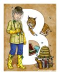 B is for Beekeeper by Shannanigan