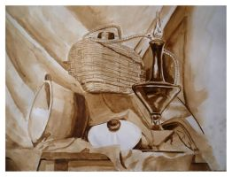 Still Life 10 Old Works by SILENTJUSTICE