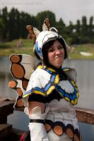 Butterfly Cosplay by CryChan87