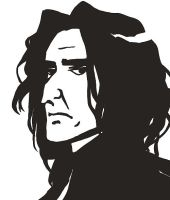 Sexy Hair Snape by stehfuhknee