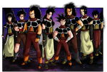 DBM: Universe 3 Origins! Raichi's Ghost Warriors! by kibasennin