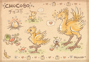 cho co bo by Paleona