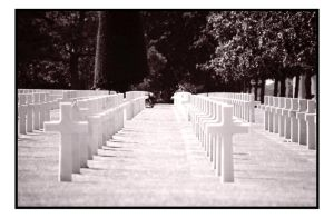 American Cemetery Normandy 2 by webgoddess