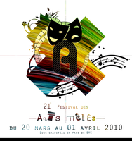 Affiche arts meles by Ame-Power